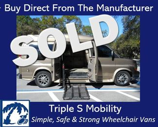 2003 Gmc Savana 1500 Wheelchair Van Pinellas Park, Florida