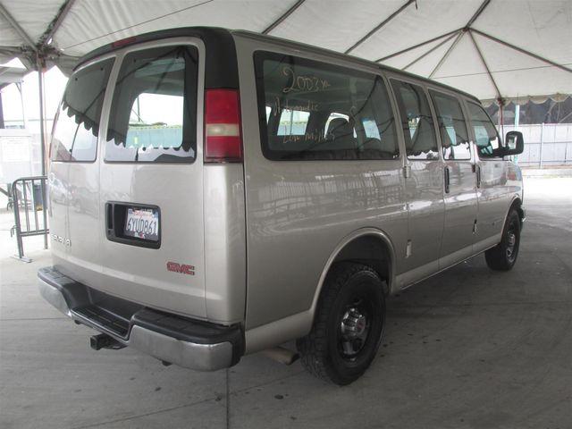2003 GMC Savana Passenger Gardena, California 6