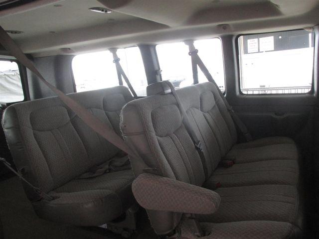 2003 GMC Savana Passenger Gardena, California 7