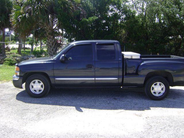 2003 GMC Sierra 1500 EXTRA CAB