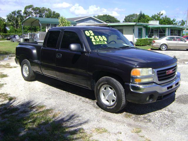 2003 GMC Sierra 1500 EXTRA CAB in Fort Pierce, FL 34982