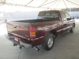 2003 GMC Sierra 1500 SLE Gardena, California 2