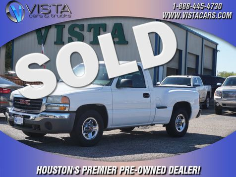 2003 GMC Sierra 1500 Work Truck in Houston, Texas