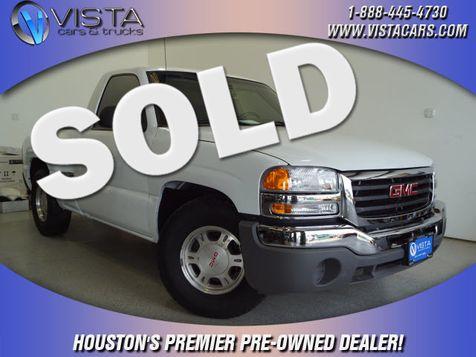 2003 GMC Sierra 1500 Work Truck in Houston, Texas