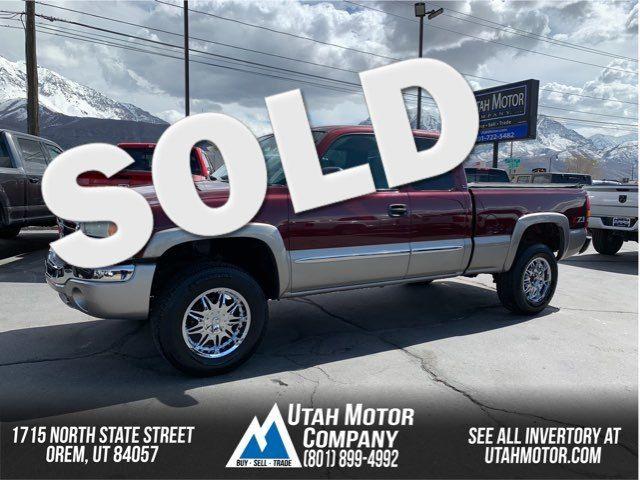2003 GMC Sierra 1500 SLE | Orem, Utah | Utah Motor Company in  Utah