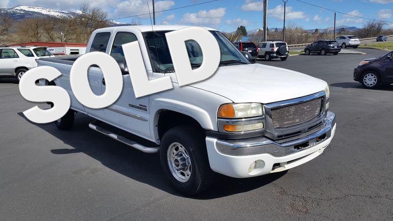 2003 GMC Sierra 2500HD SLE | Ashland, OR | Ashland Motor Company in Ashland OR