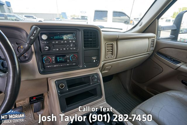 2003 GMC Sierra 2500HD SLT in Memphis Tennessee, 38115