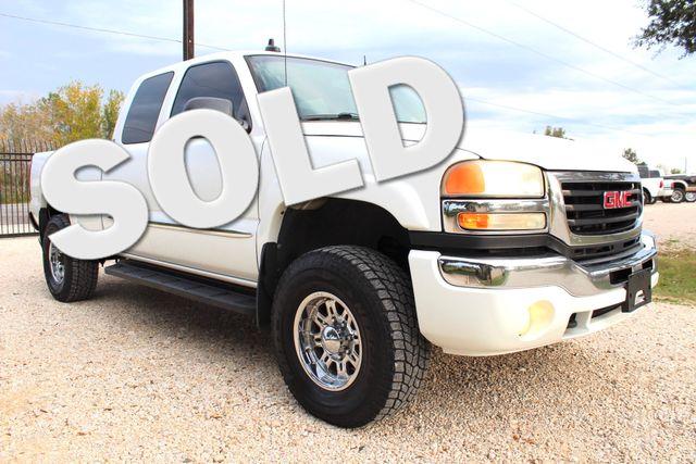2003 GMC Sierra 2500HD SLT Sealy, Texas