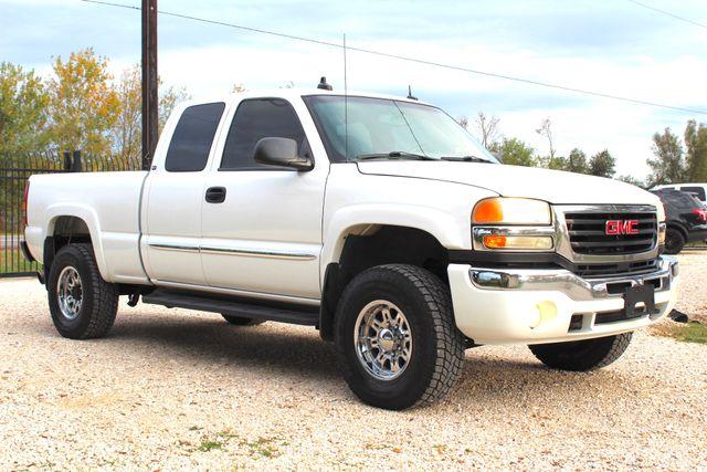 2003 GMC Sierra 2500HD SLT Sealy, Texas 1