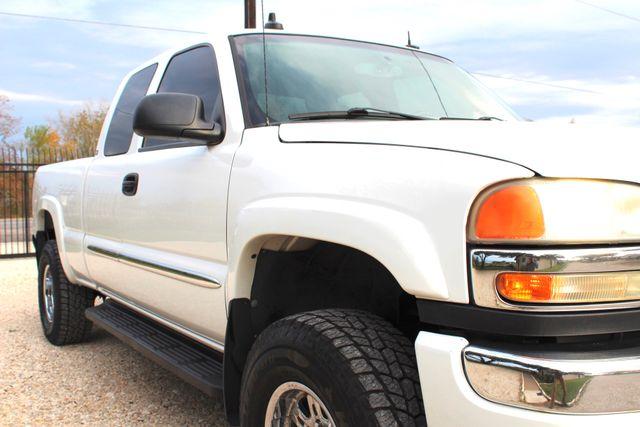 2003 GMC Sierra 2500HD SLT Sealy, Texas 2