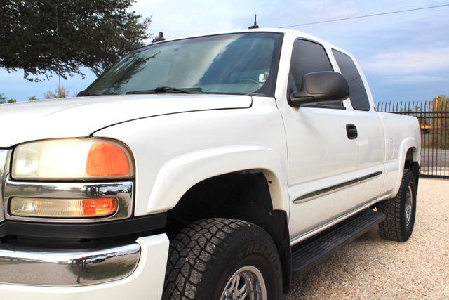 2003 GMC Sierra 2500HD SLT Sealy, Texas 4