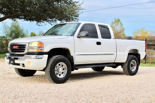 2003 GMC Sierra 2500HD SLT Sealy, Texas 5
