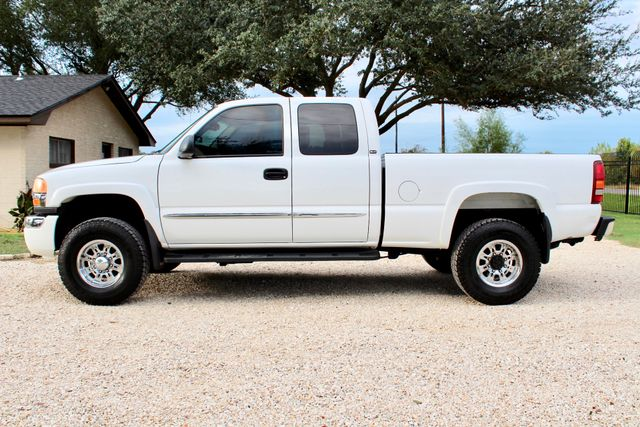 2003 GMC Sierra 2500HD SLT Sealy, Texas 6