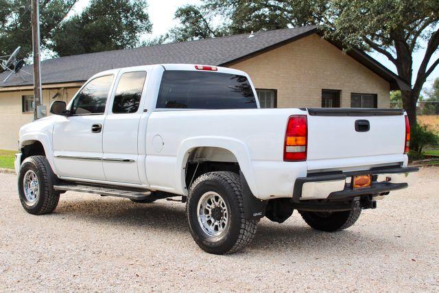 2003 GMC Sierra 2500HD SLT Sealy, Texas 7