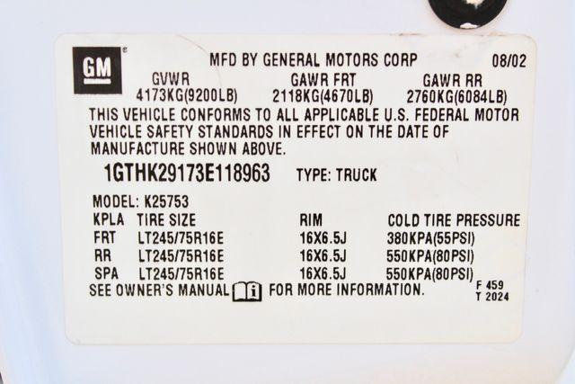 2003 GMC Sierra 2500HD SLT Sealy, Texas 65