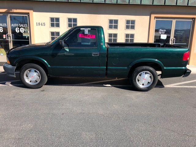 2003 GMC Sonoma SLS Work Truck