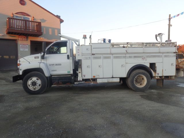 2003 GMC TC8500 Hoosick Falls, New York