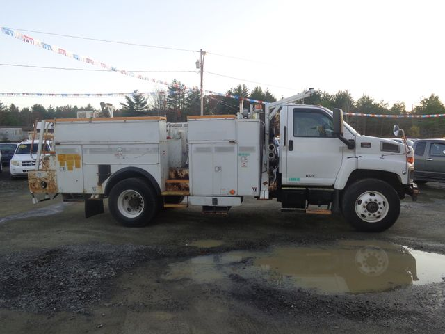 2003 GMC TC8500 Hoosick Falls, New York 2