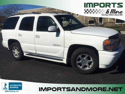 2003 GMC Yukon Denali AWD  in Lenoir City, TN