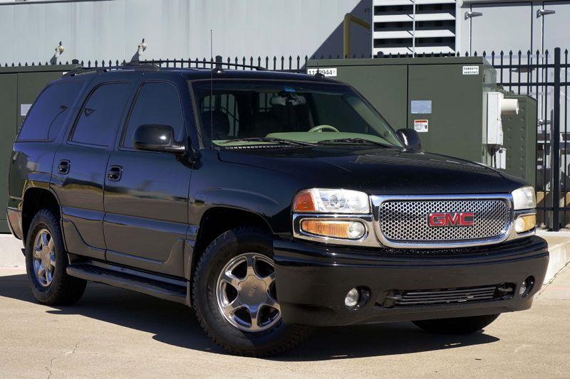 2003 GMC Yukon Denali AWD* Leather* 2nd Row Captains* 3rd Row*  | Plano, TX | Carrick's Autos in Plano TX