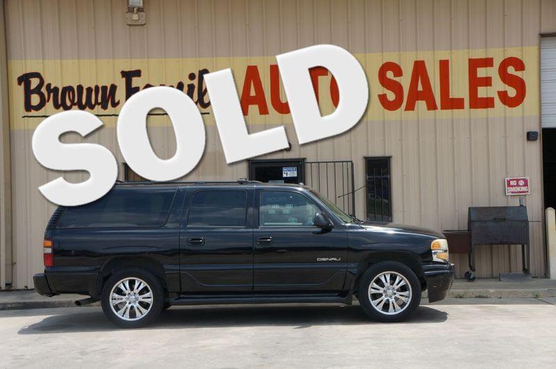 2003 GMC Yukon XL Denali DENALI | Houston, TX | Brown Family Auto Sales in Houston TX