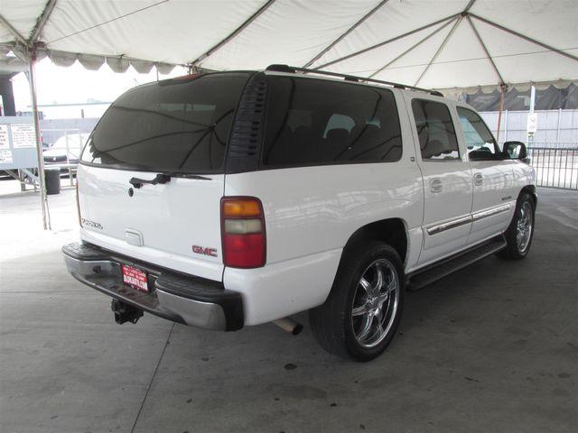 2003 GMC Yukon XL SLT Gardena, California 2