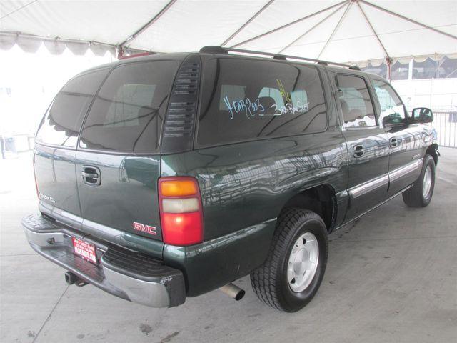 2003 GMC Yukon XL SLE Gardena, California 2