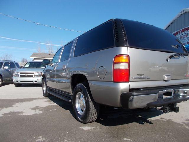 2003 GMC Yukon XL SLT Shelbyville, TN 3