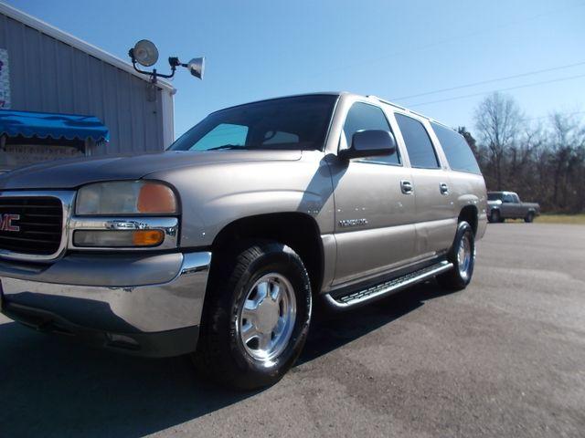 2003 GMC Yukon XL SLT Shelbyville, TN 5