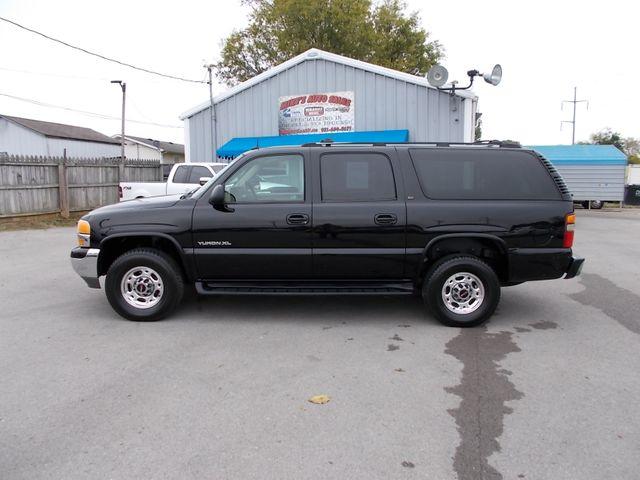 2003 GMC Yukon XL SLT Shelbyville, TN 2