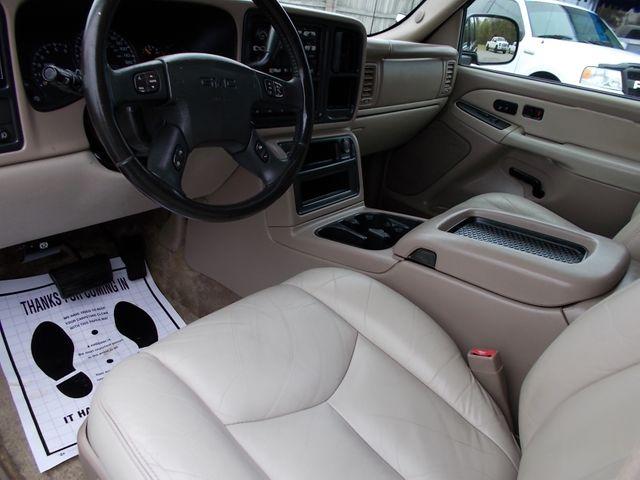 2003 GMC Yukon XL SLT Shelbyville, TN 24