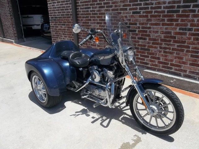 2003 Harley-Davidson DFT trike conversion in Carrollton, TX 75006