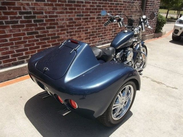 2003 Harley-Davidson DFT trike conversion in Carrollton, TX 75006