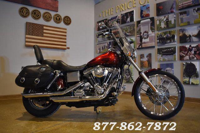 2003 Harley-Davidson DYNA WIDE GLIDE FXDWG WIDE GLIDE FXDWG