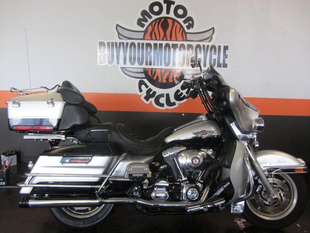 2003 Harley-Davidson Electra Glide Ultra Classic 100th Anniversary FLHTCI-ANNIV