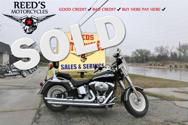 2003 Harley Davidson FAT BOY    Hurst, Texas   Reed's Motorcycles in Hurst Texas
