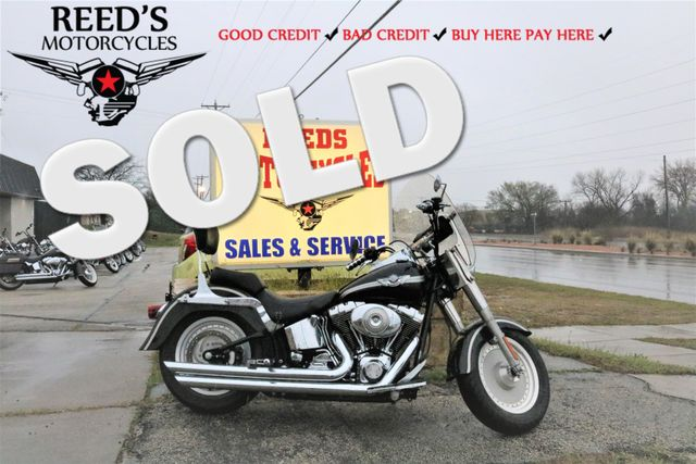 2003 Harley Davidson FAT BOY  | Hurst, Texas | Reed's Motorcycles in Hurst Texas