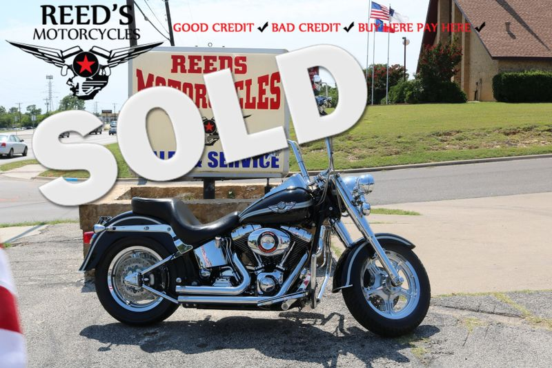 2003 Harley Davidson Fat Boy  | Hurst, Texas | Reed's Motorcycles in Hurst Texas