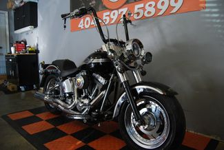 2003 Harley-Davidson Fat Boy FLSTFI Jackson, Georgia 2