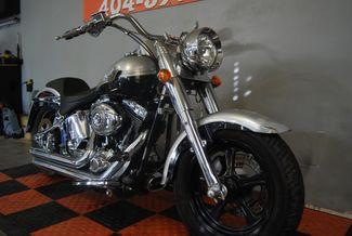 2003 Harley-Davidson Fat Boy FLSTF Jackson, Georgia 1