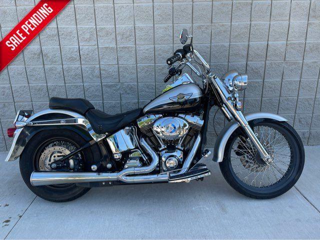 2003 Harley-Davidson Fat Boy FLSTFI