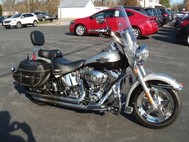 2003 Harley-Davidson FLSTCI 100TH ANNIVERSARY HERITAGE SOFTAIL CLASSIC