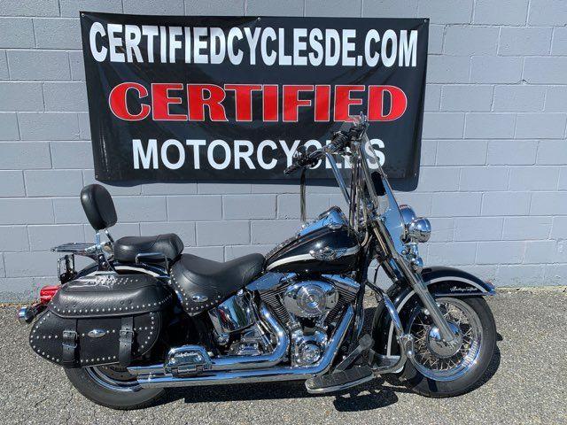 2003 Harley-Davidson FLSTCI Heritage Softail Classic Ann