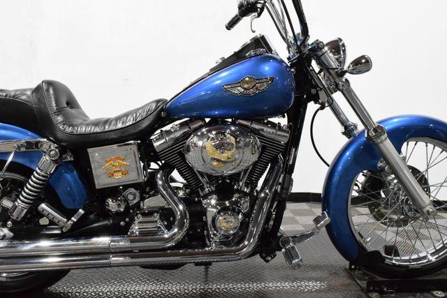 2003 Harley-Davidson FXDWGI - Dyna Wide Glide 100th Anniversary in Carrollton TX, 75006