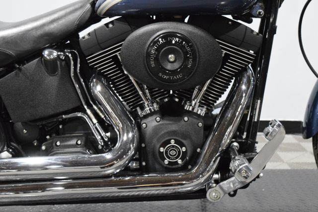 2003 Harley-Davidson® FXSTBI - Night Train™ 100th Anniversary Edition in Carrollton, TX 75006