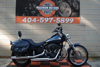 2003 Harley Davidson FXSTBI Softail Nightrain Jackson, Georgia