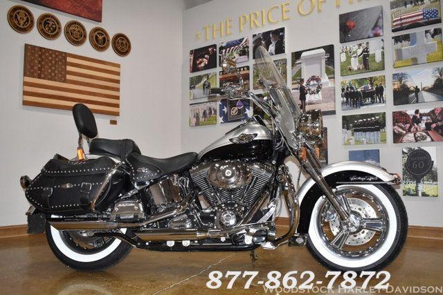 2003 Harley-Davidson HERITAGE SOFTAIL CLASSIC FLSTC HERITAGE CLASSIC