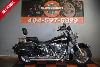 2003 Harley-Davidson Heritage Softail Classic FLST Jackson, Georgia