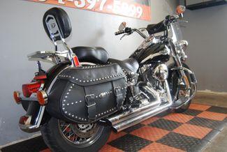 2003 Harley-Davidson Heritage Softail Classic FLST Jackson, Georgia 1