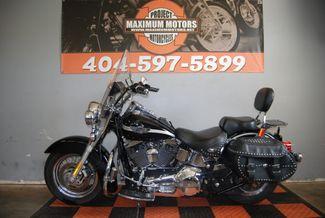 2003 Harley-Davidson Heritage Softail Classic FLST Jackson, Georgia 11
